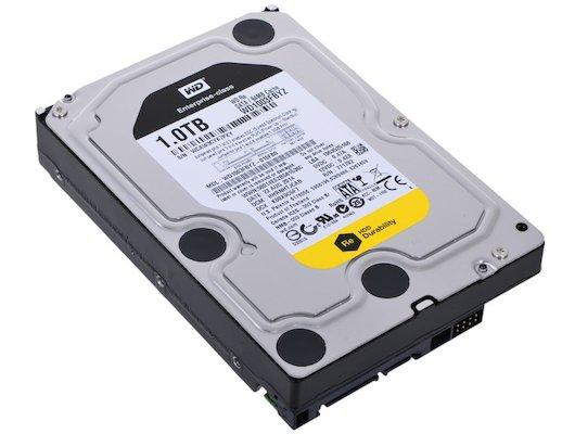 "Жесткий диск WD Original SATA-III 1Tb WD1003FBYZ RE (7200rpm) 64Mb 3.5"""