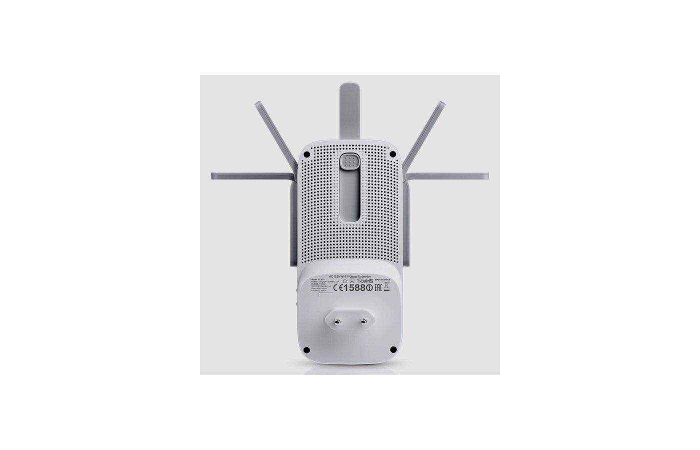 Сетевое оборудование TP-Link AC1750 RE450 Wi-Fi