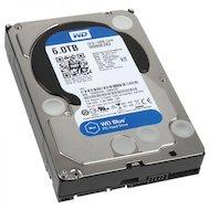 """Фото Жесткий диск WD Original SATA-III 6Tb WD60EZRZ Blue (5400rpm) 64Mb 3.5"""""""