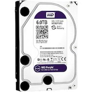 Фото Жесткий диск WD Original SATA-III 6Tb WD60PURX Purple (5400rpm) 64Mb 3.5""