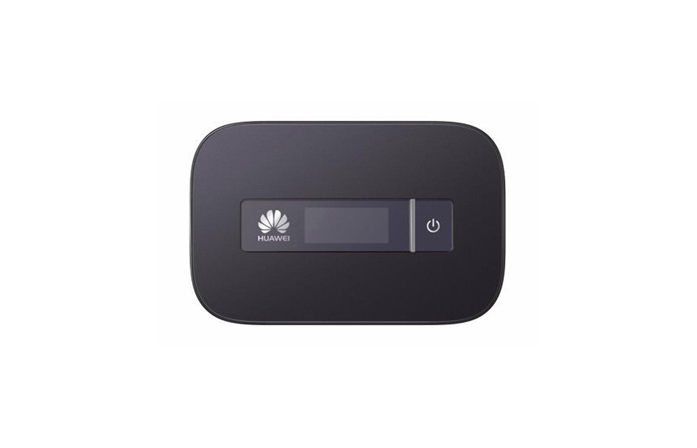 Модем Huawei E5756 3G USB Wi-Fi внешний черный
