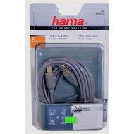 Фото USB Кабель Кабель USB A-B Hama 5.0м