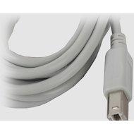 Фото USB Кабель Hama H-29100 USB 2.0 A(m) - В(m) 3м серый