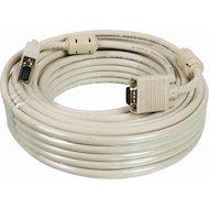 Видео кабель Ningbo VGA(m) - VGA(m) 20м Pro 2 фильтра (CAB016S-20m)