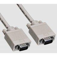 Фото Видео кабель BURO VGA(m) - VGA(m) 2 фильтра 3м (VGA-15M/Mpro-3m)