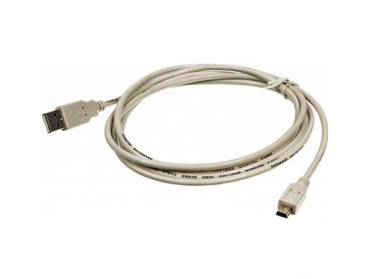 USB Кабель Ningbo USB2.0 A(m) - miniUSB B(m) 5-pin 1.8м