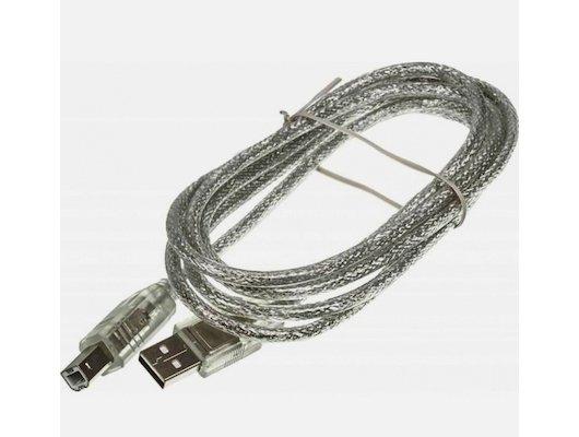 USB Кабель Ningbo USB2.0 A(m) - B(m) 1.8м (841866)
