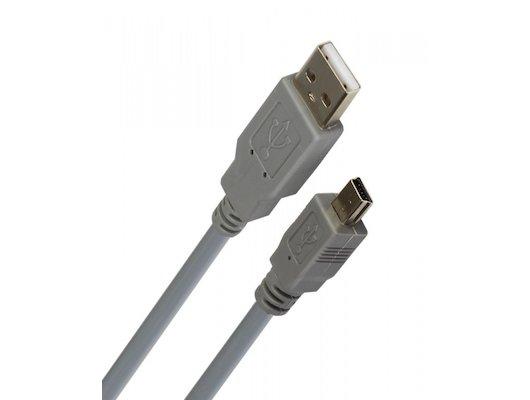 USB Кабель SmartBuy (K-640) USB-mini USB, 1.8 m