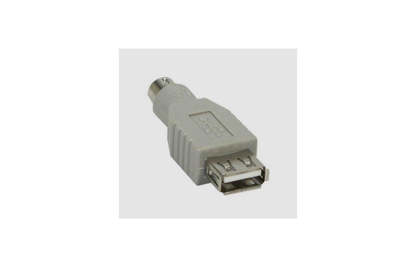 Переходник Переходник Ningbo USB А - PS/2 (MD6M) (841870)
