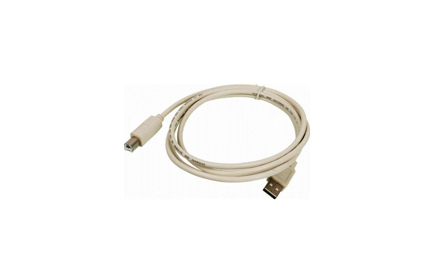 USB Кабель Ningbo USB2.0 A(m) - B(m) 1.8м (841886)