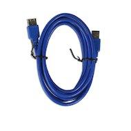Фото USB Кабель SmartBuy (K870) USB 3.0 A(m) - A(f) 1.8м удлинительный синий