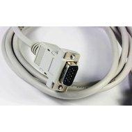 Фото Видео кабель VGA Premium 15M/15F 1.8м удлинитель. Тройной экран, ферритовые кольца (CAB015-06)