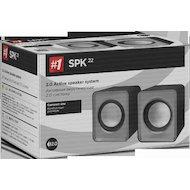 Фото Компьютерные колонки Defender SPK 22 серый USB