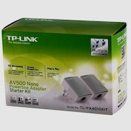 Фото Сетевое оборудование TP-Link TL-PA4010KIT