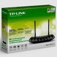 Фото Сетевое оборудование TP-Link Archer C2 10/100/1000BASE-TX
