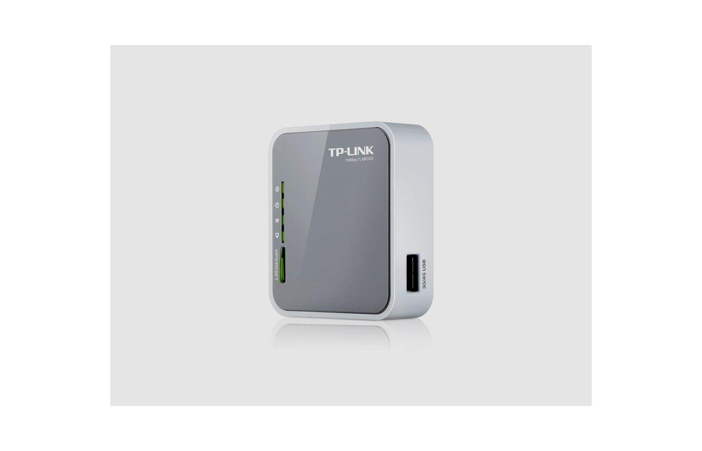 Сетевое оборудование TP-Link TL-MR3020