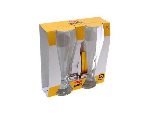 Посуда для напитков PASABAHCE Набор стаканов PUB 2шт. 500 мл. пиво (41792B)