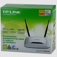 Фото Сетевое оборудование TP-Link TL-WR841ND