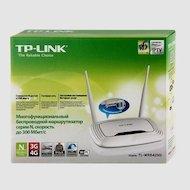 Фото Сетевое оборудование TP-Link TL-WR842ND(RU)