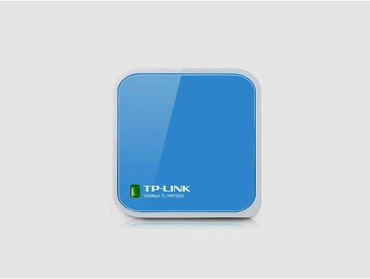 Сетевое оборудование TP-Link TL-WR702N