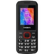 Мобильный телефон TeXet TM-126 черный-красный