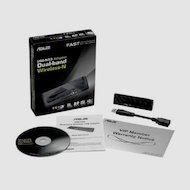 Фото Сетевое оборудование Asus USB N53 USB 2.0 802.11n 300Mbps dual-band беспроводной адаптер