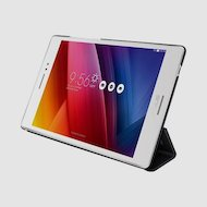 Фото Чехол для планшетного ПК Asus для ZenPad 8 PAD-14 TRICOVER/Z580/BK/8 полиуретан/поликарбонат черный (90XB015P-BSL340)