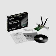 Фото Сетевое оборудование Asus PCE-N15 PCI-E 802.11n 300Mbps