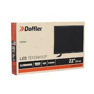 Фото LED телевизор DOFFLER 22CF 14-T2