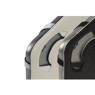Фото Чехол для планшетного ПК Riva Case 3122 black/white универсальный для планшета 7-8