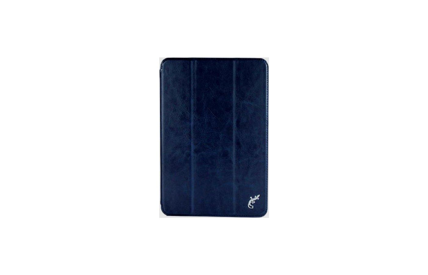 Чехол для планшетного ПК G-Case Slim Premium для Samsung Galaxy Tab A 8.0 темно-синий