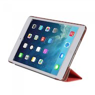 Фото Чехол для планшетного ПК IT BAGGAGE для iPad Mini Retina/ iPad mini 3 hard case иск.кожа персиковый пленка ITIPMINI01-3