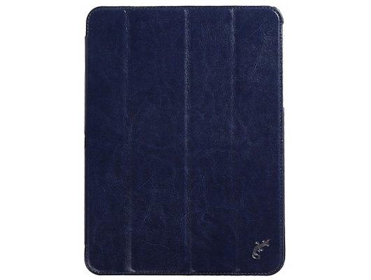Чехол для планшетного ПК G-Case Slim Premium для Samsung Galaxy Tab 4 10.1 темно-синий