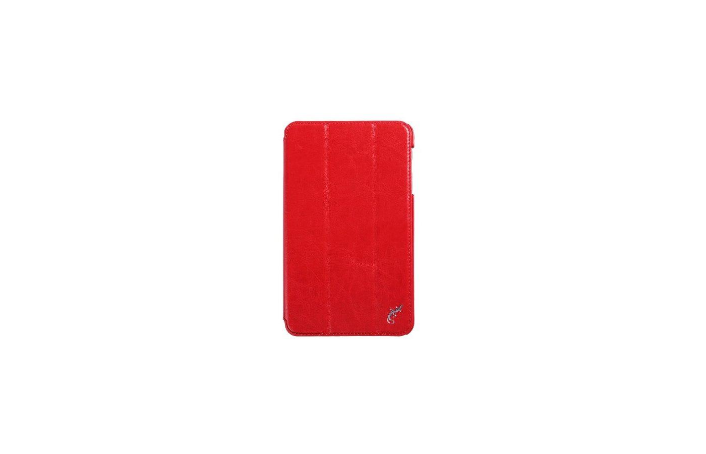 Чехол для планшетного ПК G-Case Slim Premium для Samsung Galaxy Tab 4 8.0 красный