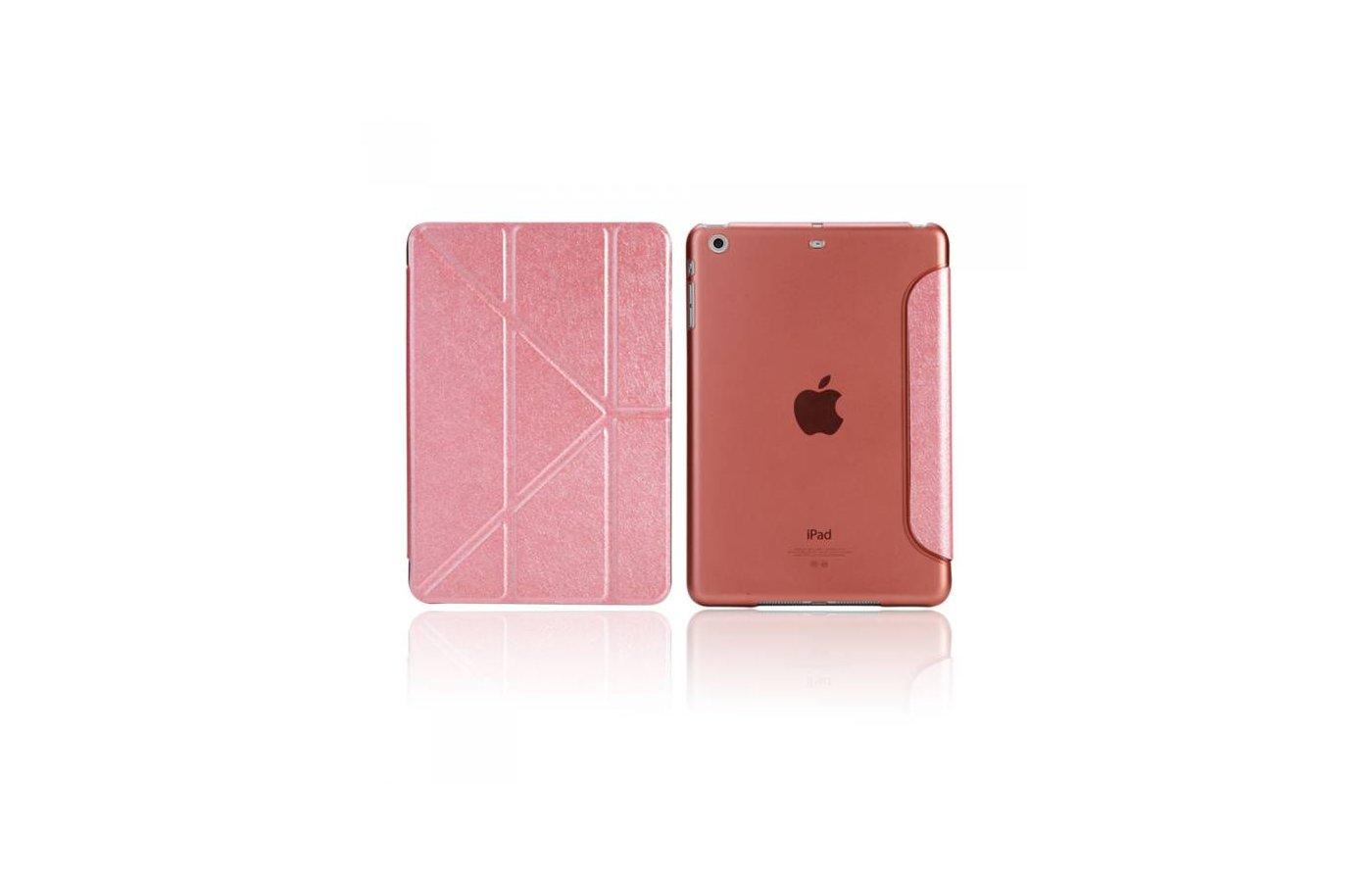 Чехол для планшетного ПК IT BAGGAGE для iPad Mini Retina/ iPad mini 3 hard case иск.кожа персиковый пленка ITIPMINI01-3