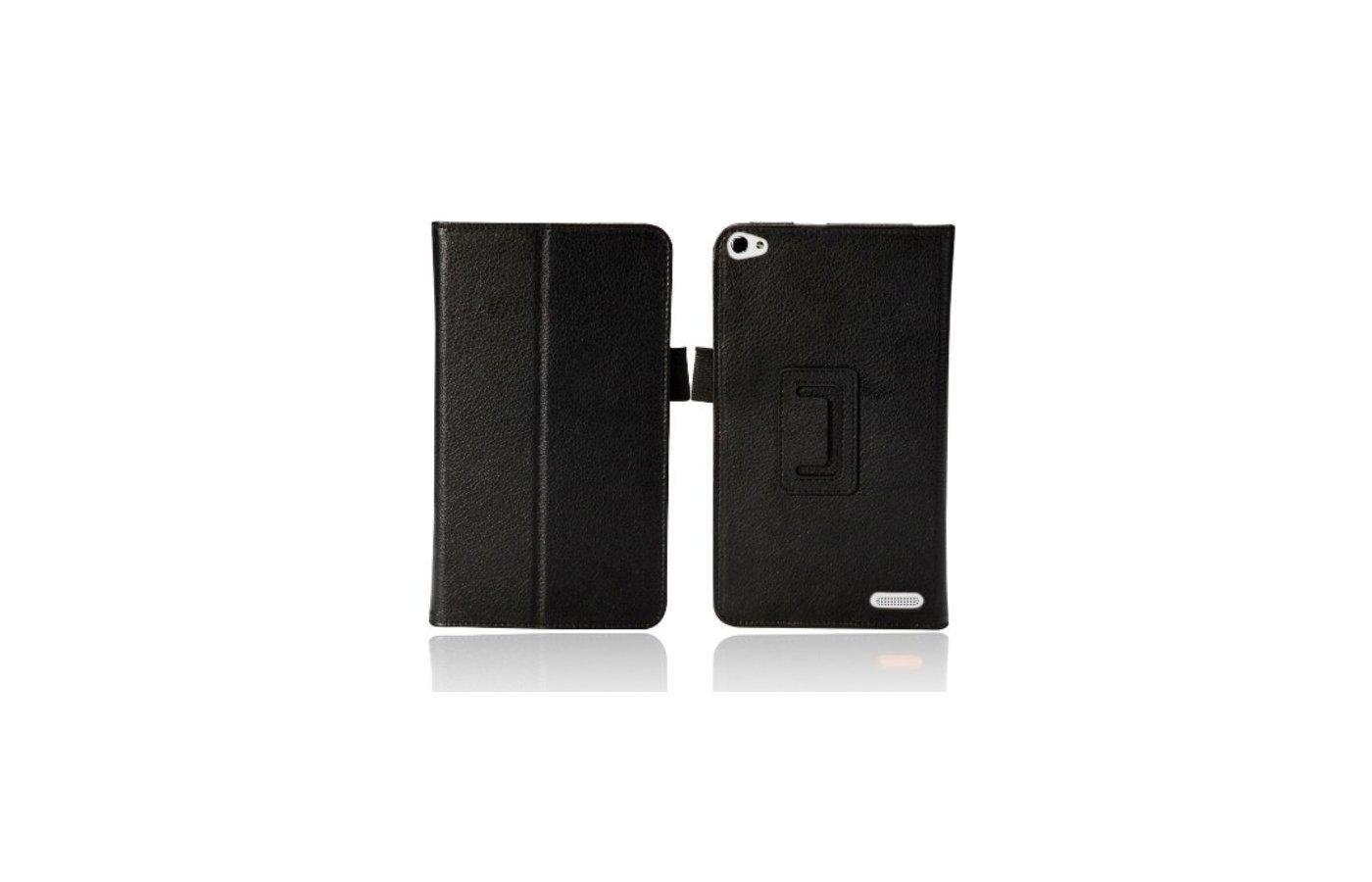 Чехол для планшетного ПК IT BAGGAGE для Huawei Media Pad X1 7 искус. кожа черный ITHX1702-1