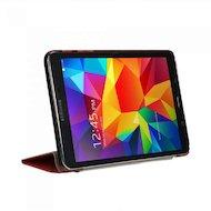 Фото Чехол для планшетного ПК IT BAGGAGE для SAMSUNG Galaxy Tab4 8 hard case искус. кожа, персиковый с тонированной задней стенкой