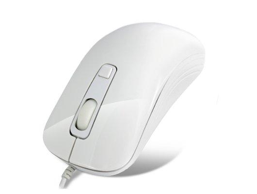 Мышь проводная CROWN CMM-20 (white)
