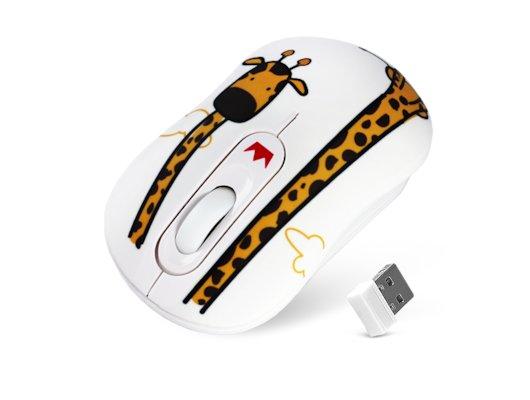 Мышь беспроводная CROWN CMM-928W (giraffe)