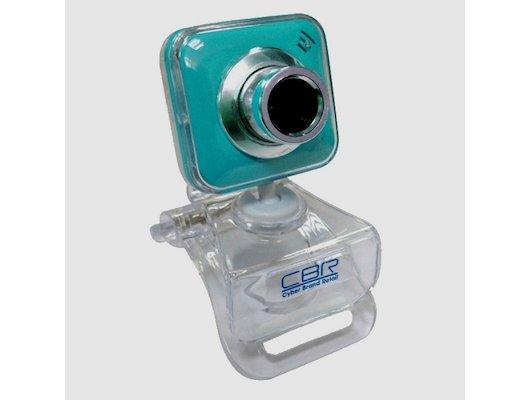 Веб-камера CBR CW-834M Blue