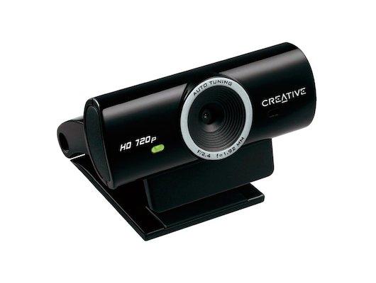 Веб-камера Creative Live! Cam Sync HD черный 3.7Mpix USB2.0 с микрофоном