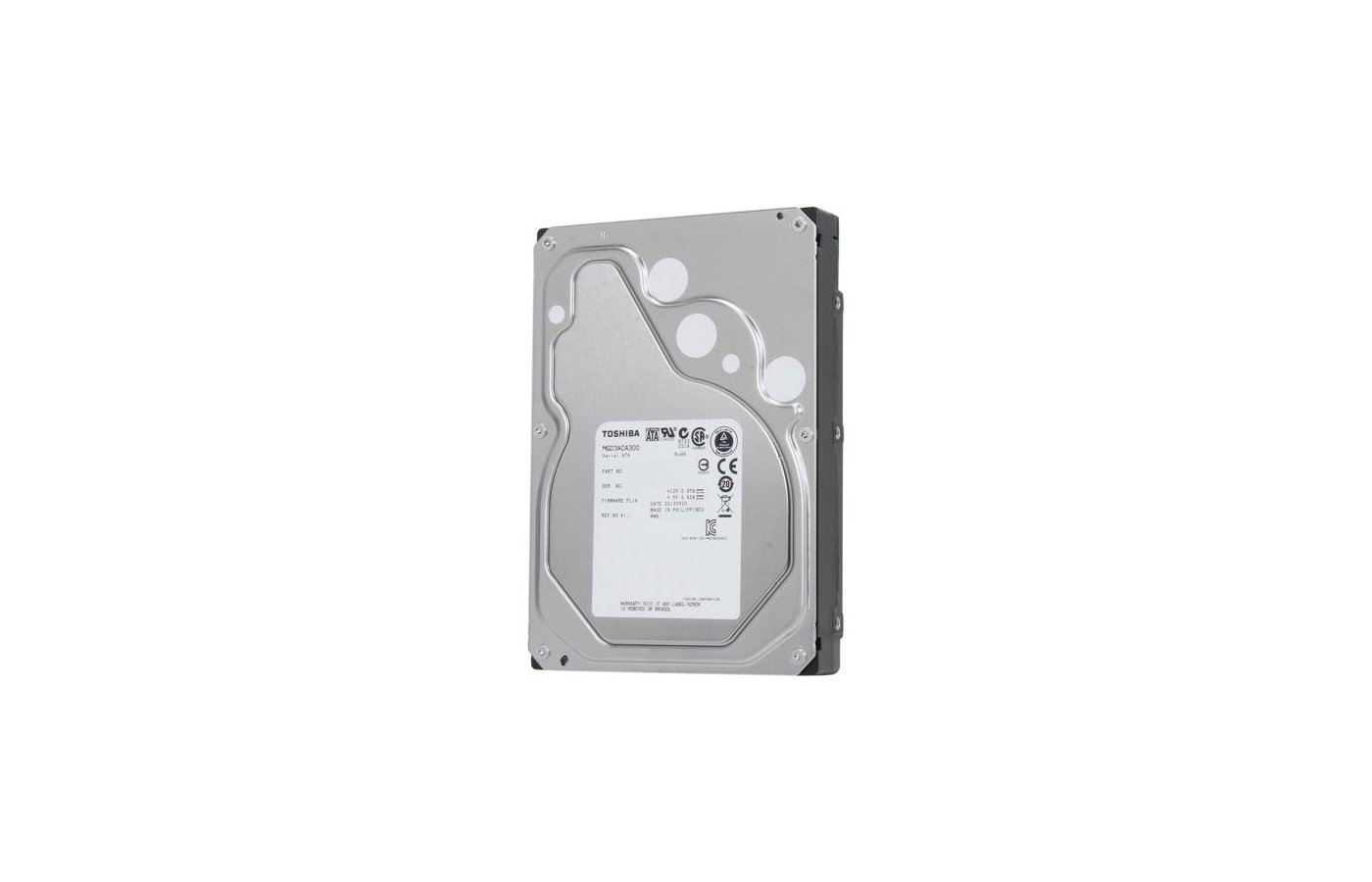 Жесткий диск Toshiba MG03ACA300 SATA3 3Tb 7200 rpm 64Mb