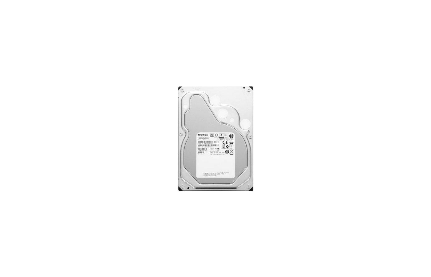Жесткий диск Toshiba MD03ACA300V SATA3 3Tb Video 64Mb