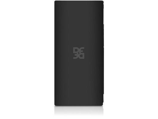 Портативный аккумулятор DF DUAL-01 2xUSB 10000mAh для планшетов и смартфонов