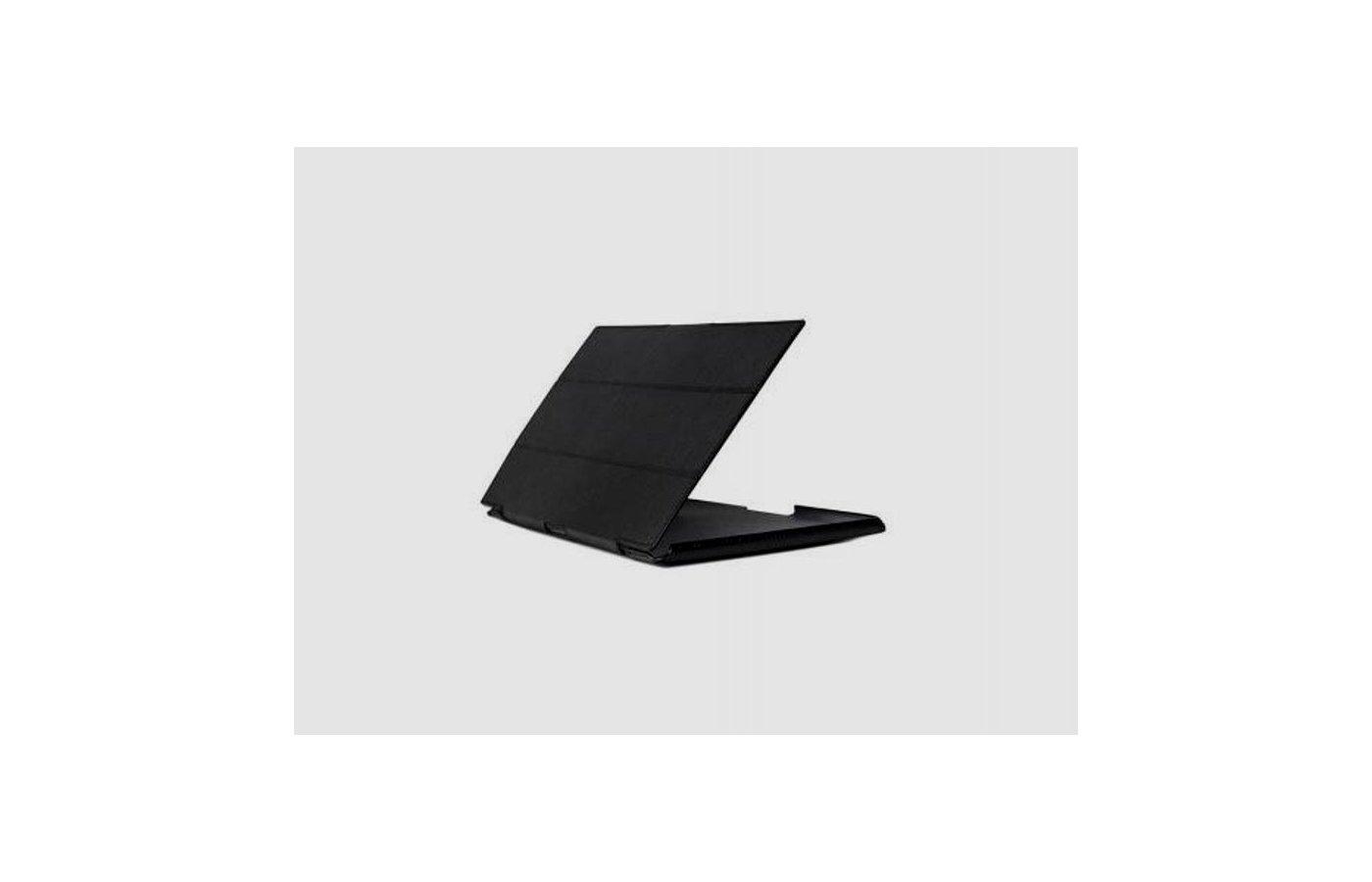 Чехол для планшетного ПК Muvit for Xperia Rotary Stand для Sony Tablet Z2 кожа, черный