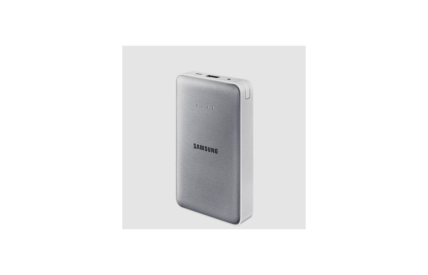 Портативный аккумулятор Samsung EB-PN915 11.3mAh серый (EB-PN915BSRGRU)