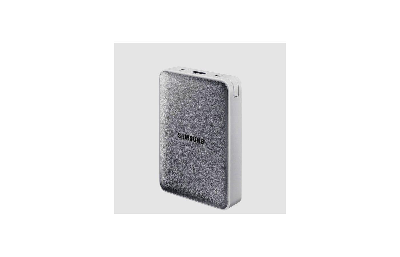 Портативный аккумулятор Samsung EB-PG850 8.4mAh серый (EB-PG850BSRGRU)