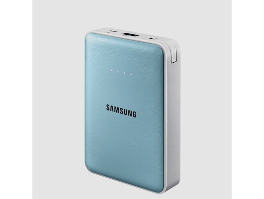 Портативный аккумулятор Samsung EB-PG850 8.4mAh голубой (EB-PG850BLRGRU)