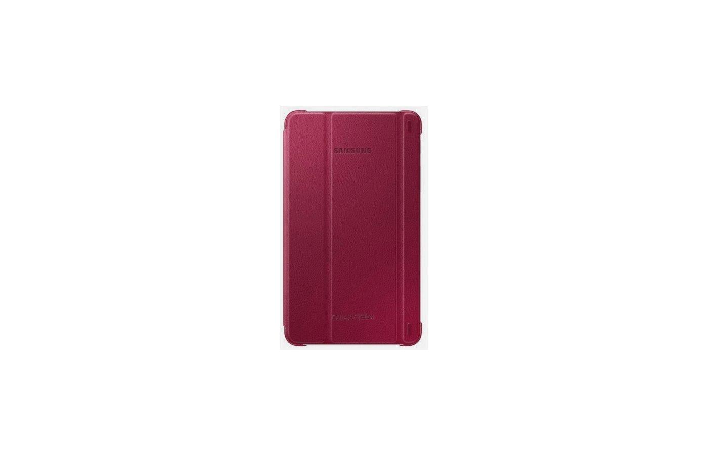 """Чехол для планшетного ПК Samsung для Galaxy Tab 4 7"""" (EF-BT230BPEGRU) SM-T23х красный"""
