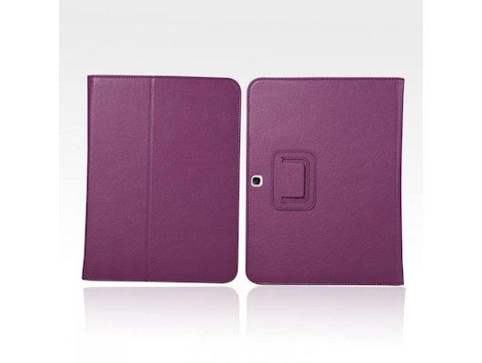 Чехол для планшетного ПК IT BAGGAGE для SAMSUNG Galaxy Tab4 (10.1) искус. кожа фиолетовый ITSSGT1042-4
